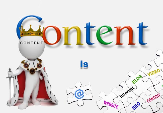 Google evaluate content